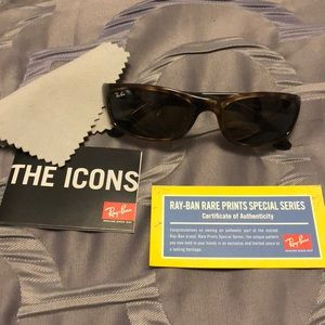 Brand new authentic ray bans style rb4115
